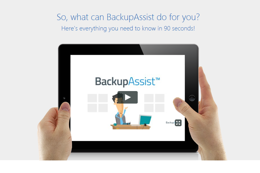 Backup Assit